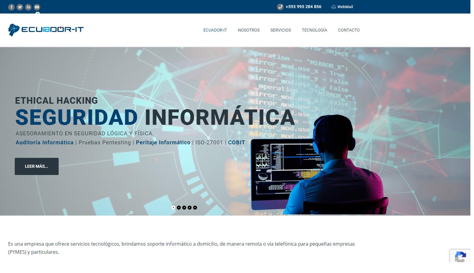 Ecuador-IT.com actualizada